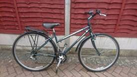 Ridgeback Adventure Bike