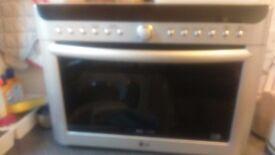 LG Microwave 34L SolarDom
