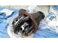 Rebuilt Rear Diff for Toyota Land Cruiser Colorado 3.0TD or D4D Ratio 43:10