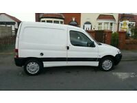 Citroen Berlingo Diesel Low Miles 56 Plate (Ready For Work) Drives superb