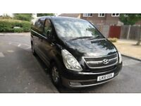 Hyundai i800 Style 2.5 CRDi-91000 miles-MOT expires 07/2019-Front and Rear Parking Sensors £6000