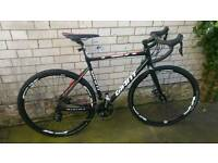 Giant TCX Cyclocross Bike Size Medium + Pedals + Tyres (Commuter)