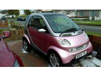 Pink Smart Car *Passion* 2004
