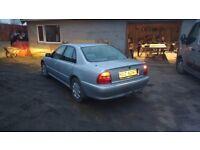 Rover 600. Cheap big car
