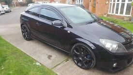 vauxhall astra vxr miltec exhaust had new cambelt water pump full service half leather interier