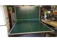 Kettler German Table Tennis Table