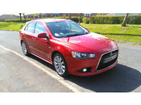 2009 Mitsubishi Lancer Sportback GS4 Di-D Remapped