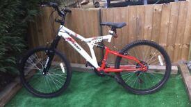 Terrain unisex bike