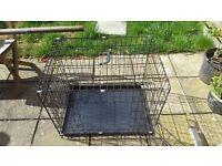 Dog crate / cage - Medium size