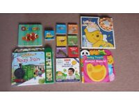Baby's Board Books (plus 2 with sounds)
