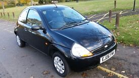 2006 Ford KA 1.3 Design II 3dr Low Mileage Low Insurance Group @07445775115@