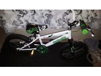 Childs bike £10 would suit a child up to the age of 7