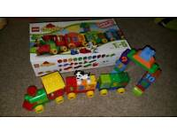 Lego Duplo counting train 10558