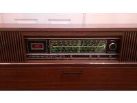 Grundig mondello 10 vintage radiogram