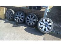 """Renault clio 172/182 alloys alloy wheels 16"""" 4x100"""