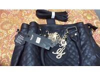 WOMENS SHOLDER BAG BLACK