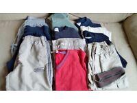 Big Bundle of Boy's clothes, 7-9 years