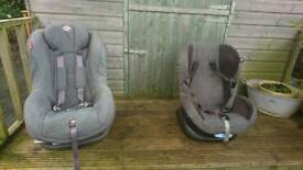 2 car seats! Both for £45.