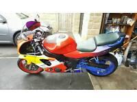 Kawasaki zx6 ninja