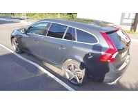 Volvo V60 R-design 2.0D Top Spec (audi bmw mercedes)