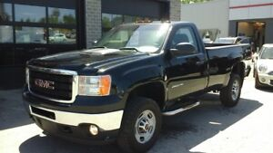 2013 GMC SIERRA 2500HD WT,4x4, CRUISE, Bluetooth