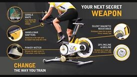 Tour de France pro fit bike due to a back problem, only been used 4 or 5 times