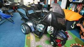 Batman electric bike