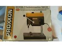 Proxxon Pillar Drill TBM220