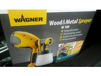 Wagner Wood and Metal Sprayer W100