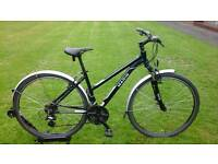 FULLY SERVICED TOP QUALITY 2015 LADIES MARIN SAN ANSELMO HYBRID BIKE * GREAT CONDITION *