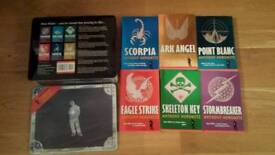 Box set of 6 Alex Rider books by Anthony Horowitz