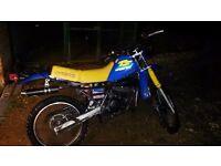 Suzuki Ts 50 motorbike/moped