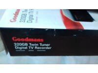 Goodmans Digital TV Recorder