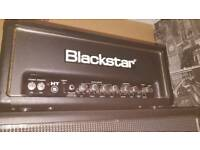 Blackstar ht 5 head and cab, great condition guitar amp