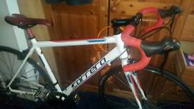SOLD!! Carerra Karkinos Road Bike Limited Edition