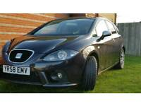 Seat leon fr 2.0tfsi verry clean in out not Vw glof gti , audi a3 2.0tfsi px welcome