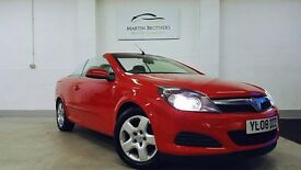 Vauxhall Astra 1.6 i TwinAir Air Twin Top 2dr