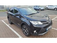 Toyota rav4 Diesel, 6 speed manual, 1 previous Owner, Full Service History, HPI Cleat, Quick Sale