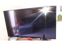6 months old sony 49X8309 television for sale