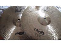 Paiste hihat cymbals