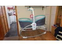Tiny love 3 in 1 baby rocker napper