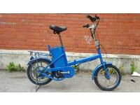 Spares/repairs Star and moon electric electric folding bike