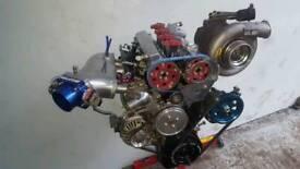 200sx s13 ca18det 736bhp engine full set up