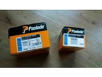 Paslode 2nd fix nails f16 gauge 50mm straight brads