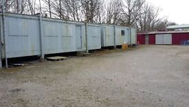 Yard and Workshop Available to Rent