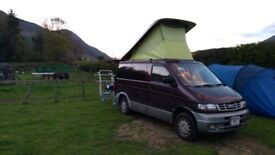 Ford Freda / Mazda Bongo 4WD Campervan