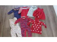 Girls dresses and outfits, 6-9 months