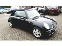 2007 Mini Cooper Convertible 12mo MOT 85k