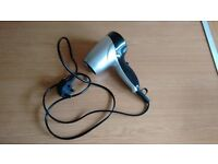 compact hairdryer