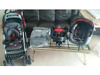 Graco Quatrro Tour Deluxe Travel System